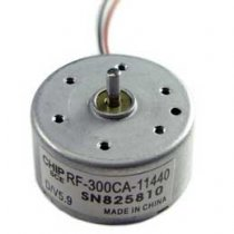 MOTOR 5,9 V 8 MM - SEM CLAMP