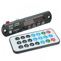 PLACA MP3 USB - COM BLUETOOTH