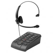 TELEFONE HEADSET  PRETO INTELBRAS HSB 50