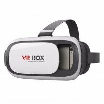 VR BOX ÓCULOS DE REALIDADE VIRTUAL 3D  COM  CONTROLE