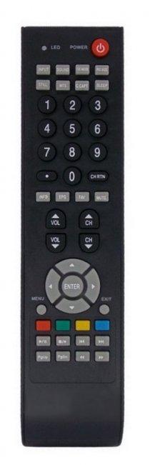 CONTROLE PARA TV SEMP TOSHIBA CT 6360 6420 3246 SKY-7417 - PARALELO