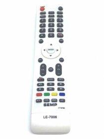 CONTROLE PARA TV SEMP TOSHIBA CT 6780 LE-7006 - PARALELO