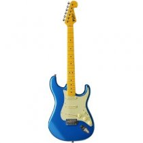 GUITARRA AZUL LAKE PLACID - WOODSTOCK TG-530