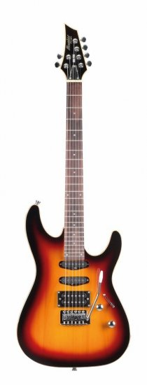 GUITARRA SUNBURST - MEMPHIS MG-230
