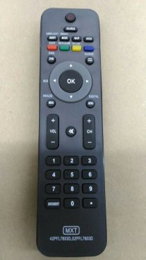 CONTROLE PARA TV PHILIPS 42 PFL 7803/D 52 PFL 7803 - PARALELO