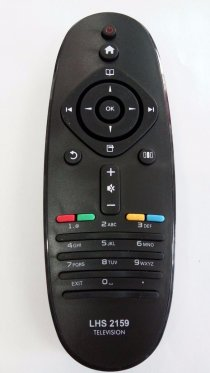 CONTROLE PARA TV LED PHILIPS - OVAL - PARALELO