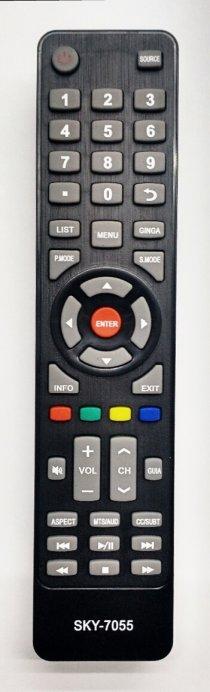 CONTROLE PARA TV PHILCO SKY-7055 - PARALELO