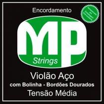 CORDA PARA VIOLÃO - AÇO - PAGANINI MPE 100