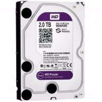 HD INTERNO 2 TB WD PURPLE PARA DVR