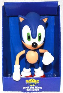 BONECO SONIC - SONIC WORLD SUPER SIZE FIGURE COLLECTION
