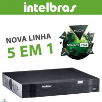DVR INTELBRAS 8 CANAIS MULTI HD - MHDX 1008