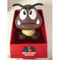BONECO GOOMBA - SUPER MARIO SUPER SIZE FIGURE COLLECTION