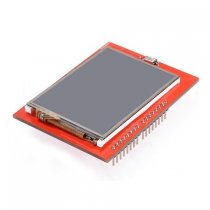 "DISPLAY LCD TFT 2,4"" TOUCH SCREEN SHIELD"